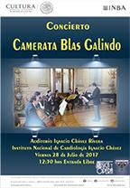 Concierto_Camerata_Blas Galindo