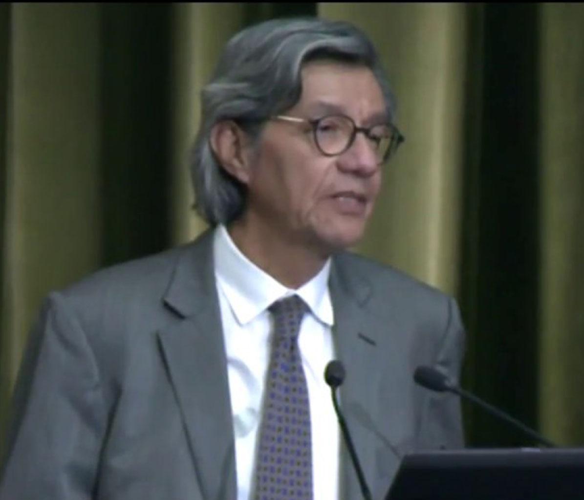 Foto del Dr. Marco Antonio Gómez Guzmán